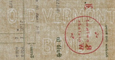 Old Vermont Bond watermark