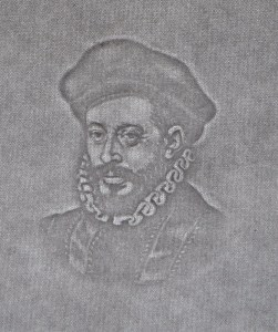 Don Francisco de los Cobos (Anónimo) watermark
