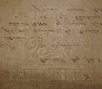 Imperial Parchment watermark