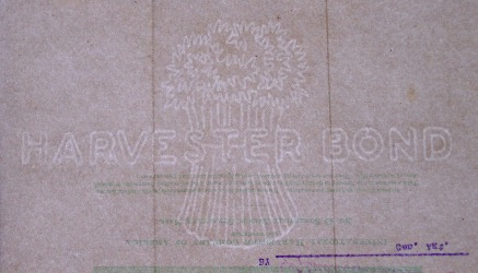 Harvester Bond watermark