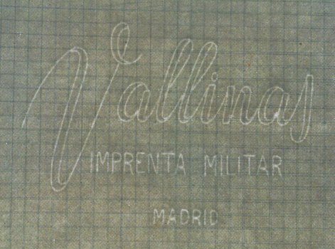 Vallinas - Imprenta Militar - Madrid watermark